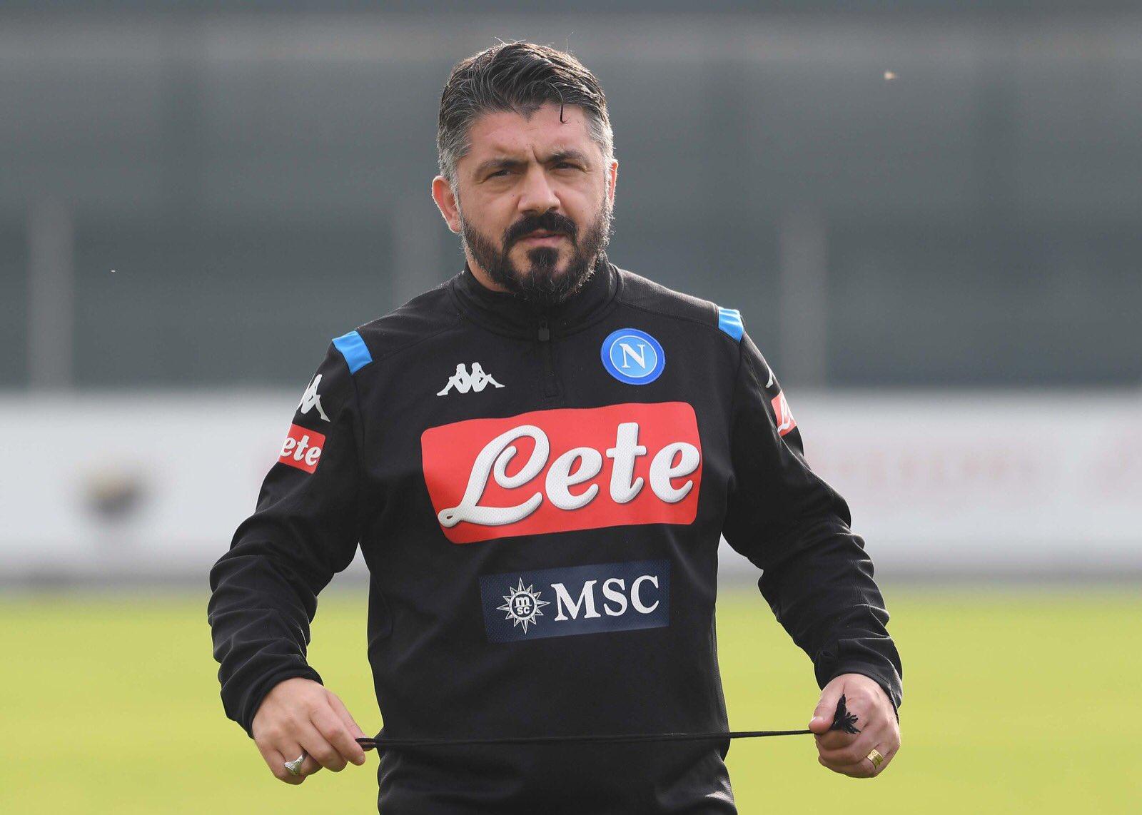 Repubblica - Fassone: «Gattuso al Napoli farà bene come Mazzarri e ...