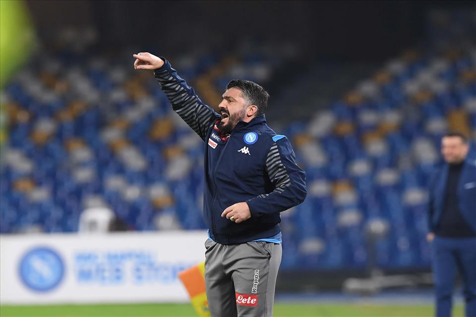 Repubblica: il problema del Napoli non era Ancelotti ma non è neanche Gattuso