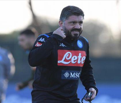 CorMez: rivoluzione Gattuso. Il tecnico conduce l'allenament