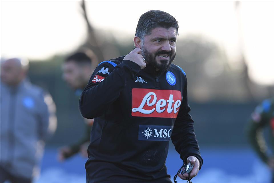 CorMez: rivoluzione Gattuso. Il tecnico conduce l'allenamento a tu per tu con i giocatori