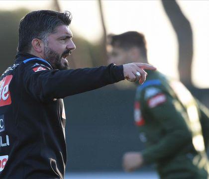 """Repubblica: niente più posto garantito, Gattuso ai suoi: """"Vo"""