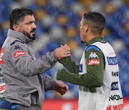 Gattuso non vuole in squadra giocatori arrivati al capolinea con il Napoli