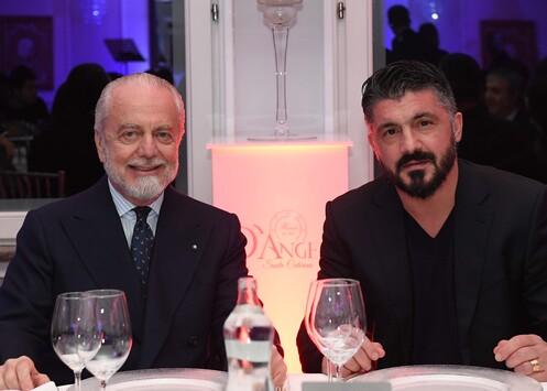 Corsport: Gattuso e De Laurentiis decideranno se continuare insieme o no
