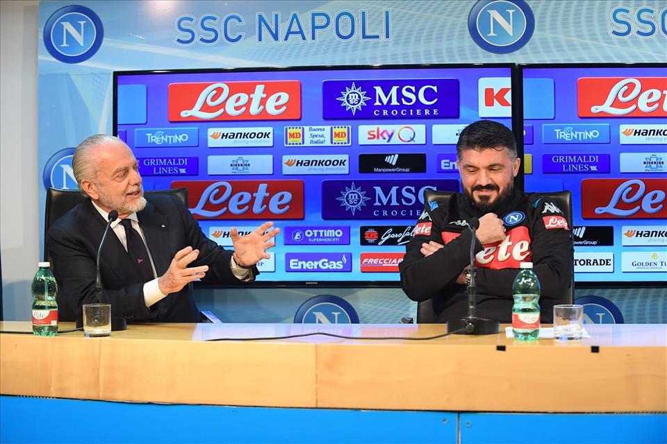 Gazzetta: Gattuso e la sua idea di portare De Laurentiis a Castel Volturno