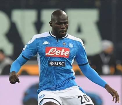 CorSport: Koulibaly, rientro in campo a data da destinarsi