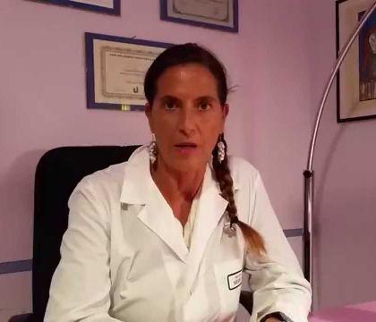 Una dottoressa nello spogliatoio, la Eva Carneiro del Brindi