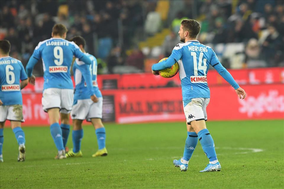 Il Mattino: «Negli spogliatoi la rabbia dei calciatori per il pari»