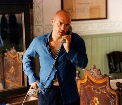 Dialogo tra Montalbano e Catarella sul film di Craxi