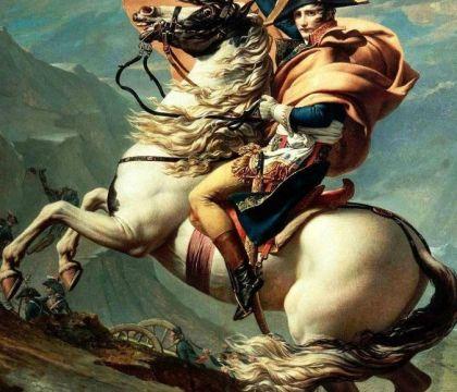 """""""Lasciatemi perdere, come disse Napoleone a Waterloo"""""""