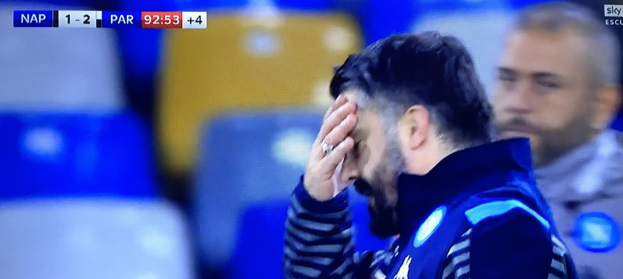 """Gazzetta: Gattuso ai collaboratori """"Dybala non mi fa dormire la notte"""""""