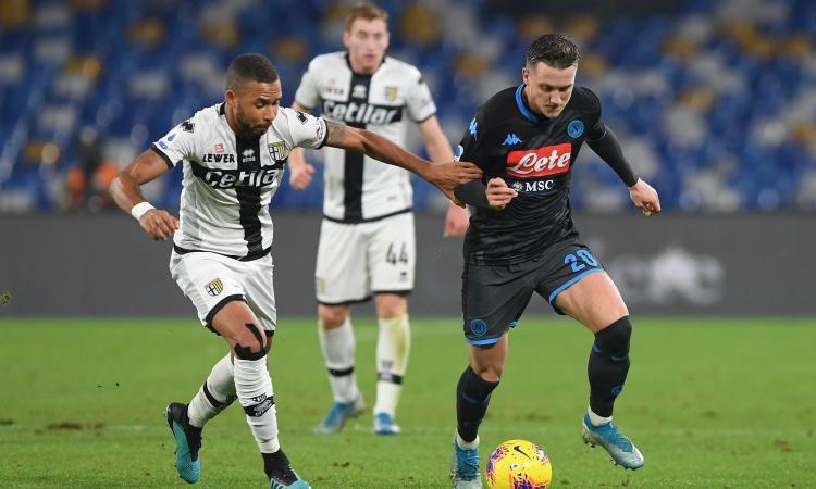 Il Napoli perde al San Paolo nonostante collezioni 33 tiri in porta