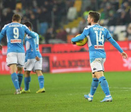 Udinese Napoli 1 1, pagelle / Alla fine sarà Ancelotti il ve
