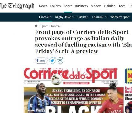 """Sheridan Bird: """"Sul razzismo l'Italia sembra la Gran Bretagn"""