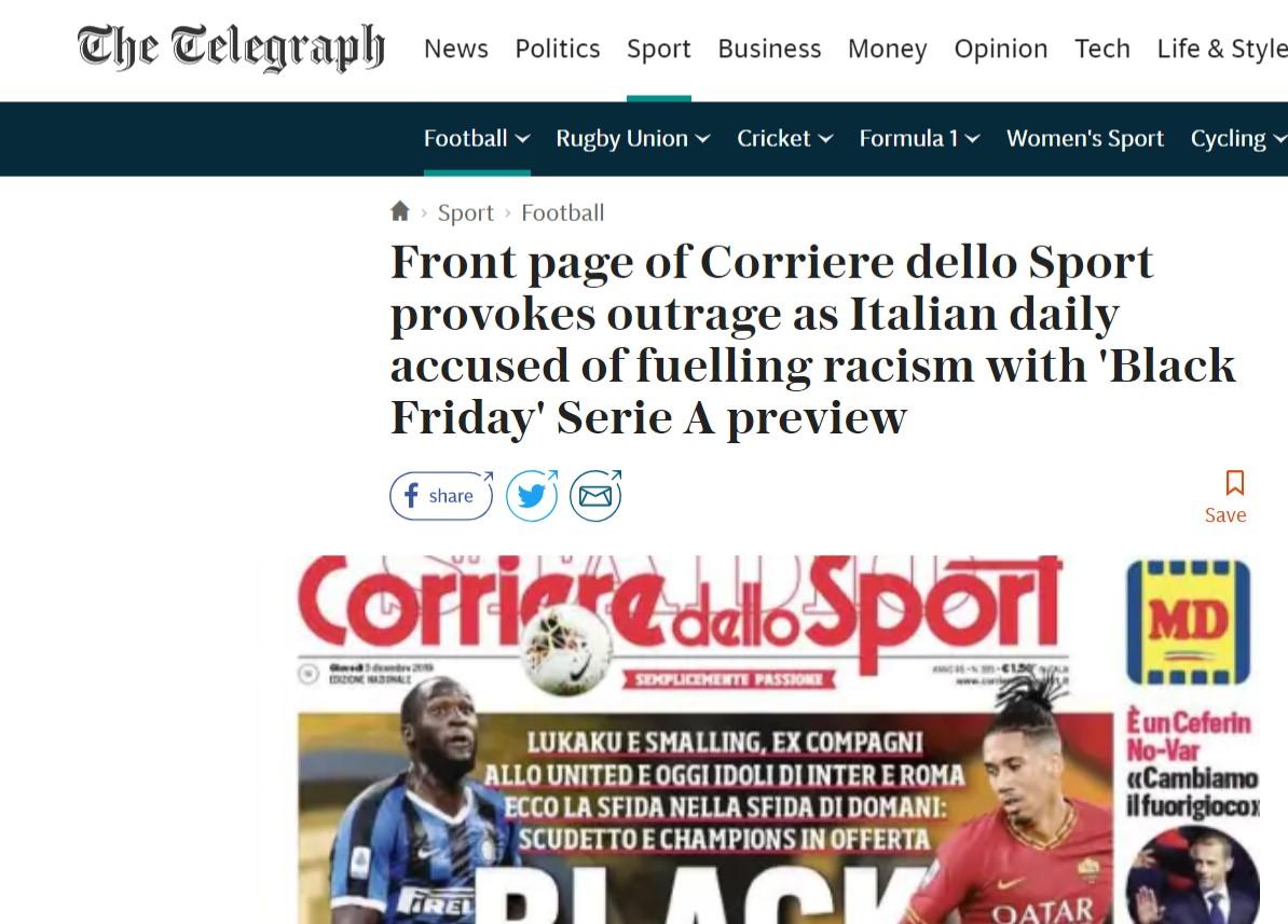 """Sheridan Bird: """"Sul razzismo l'Italia sembra la Gran Bretagna degli anni 70"""""""