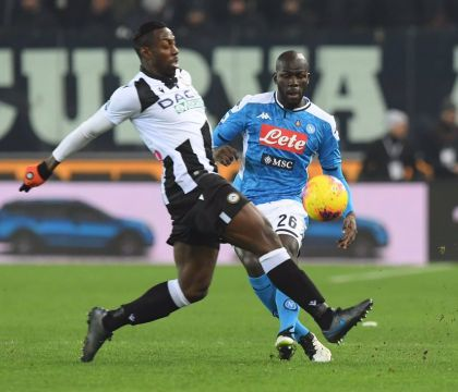 """La Sscn: """"Il Napoli nella ripresa riprende campo e comando,"""