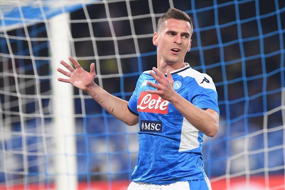 Cosport: tra Milik e il Napoli ballano soldi e questioni di principio