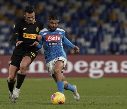 """Calcagno: """"Non credo che l'Inter porti la primavera a Napoli"""
