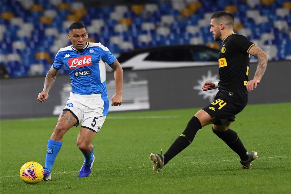 CorSport: Napoli-Juve, Allan prova a recuperare, le terapie funzionano