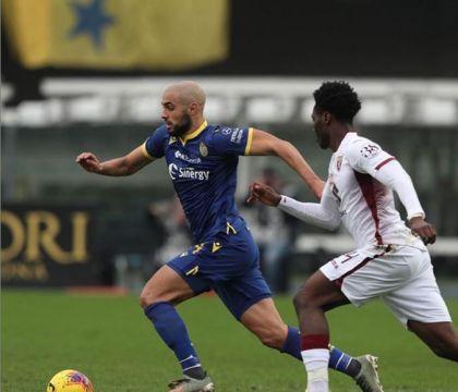 Amrabat: «Il Napoli è costruito a immagine e somiglianza di Gattuso. Oggi segnerà Callejon»