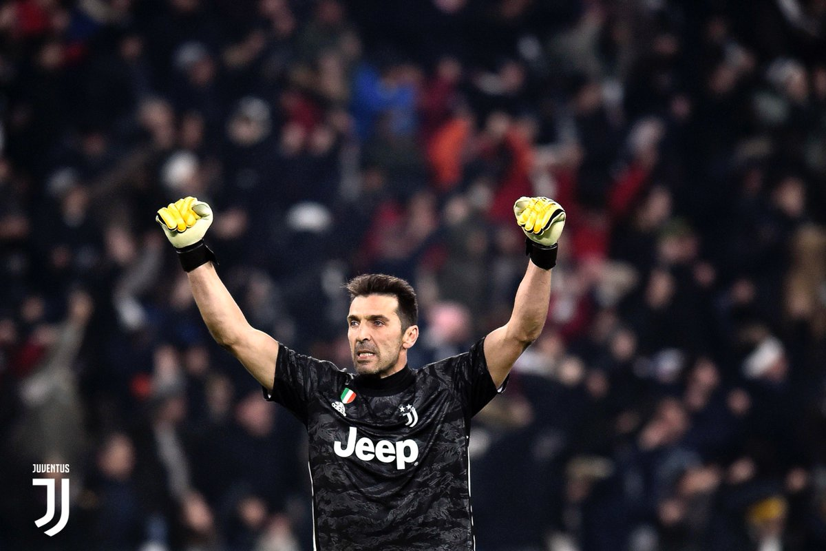 "Buffon: ""Napoli? Se fosse stata una partita determinante l'avremmo vinta"""
