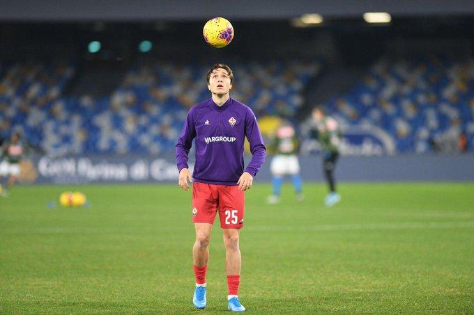 Chiesa: «Sono sempre stato corretto con la Fiorentina, chiudo qui il discorso»