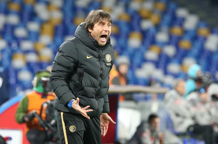 """Conte: """"Tutti hanno interesse a guardare il bicchiere mezzo vuoto e a creare problemi all'Inter"""""""