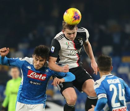 de Ligt: «In Italia la difesa è un'arte. Alla Juve sono cresciuto mentalmente»