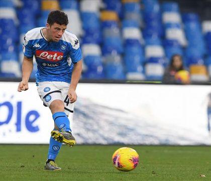 CorSport: Napoli Lazio, Demme titolare. Di Lorenzo centrale.