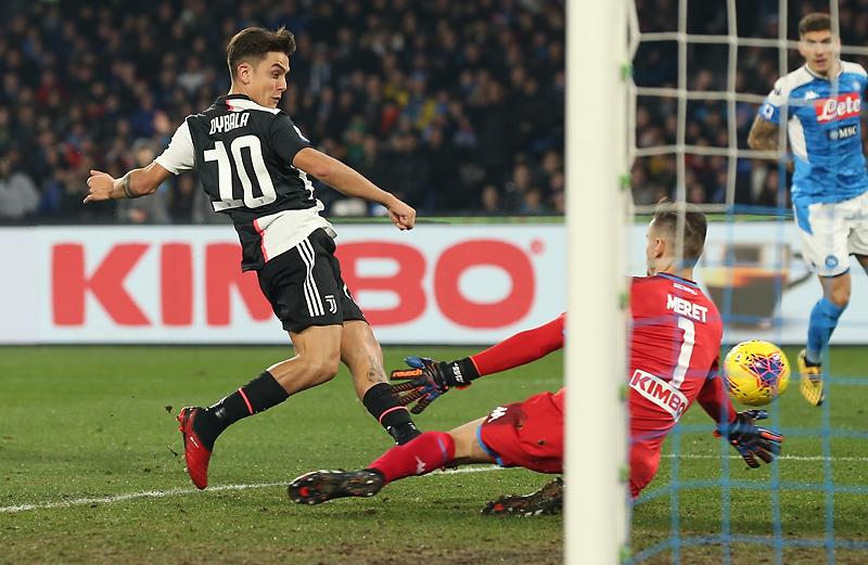 Paulo Dybala è stato eletto miglior giocatore della Serie A
