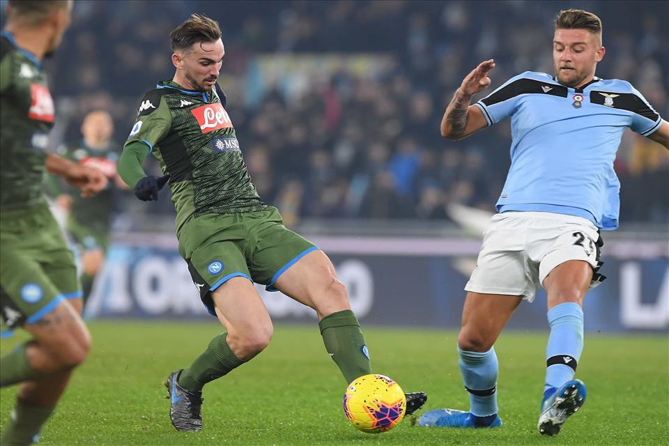CorSport: Fabian non resterà al Napoli se avrà la testa altrove