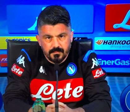 """Gattuso: """"Mi hanno chiesto un giorno di riposo, ho detto no,"""
