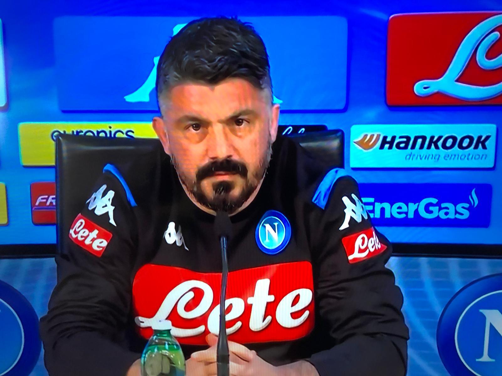 Gattuso conferma la svolta pragmatica: «Ho sbagliato a pensare di fare il pressing ultraoffensivo»