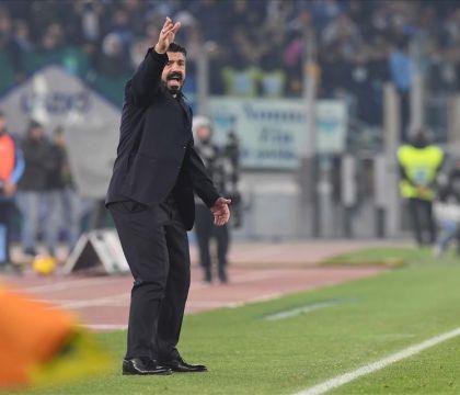 Gattuso: «Abbiamo toccato il fondo, siamo una squadra senz'a