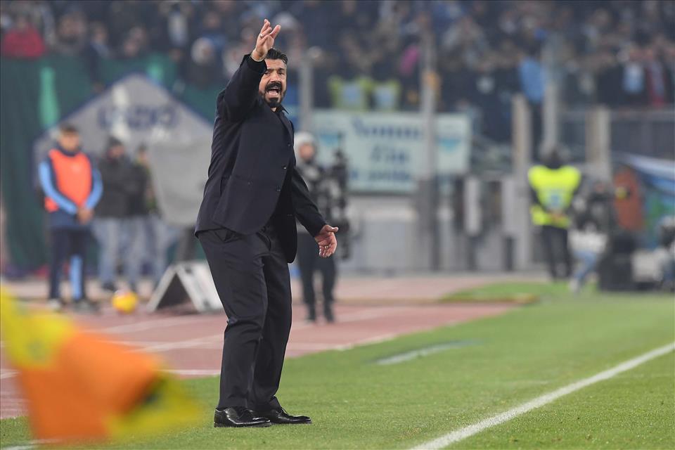 Gattuso: «Abbiamo toccato il fondo, siamo una squadra senz'anima»
