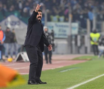 Gattuso: «Dimissioni? Non sono venuto per stare un mese due