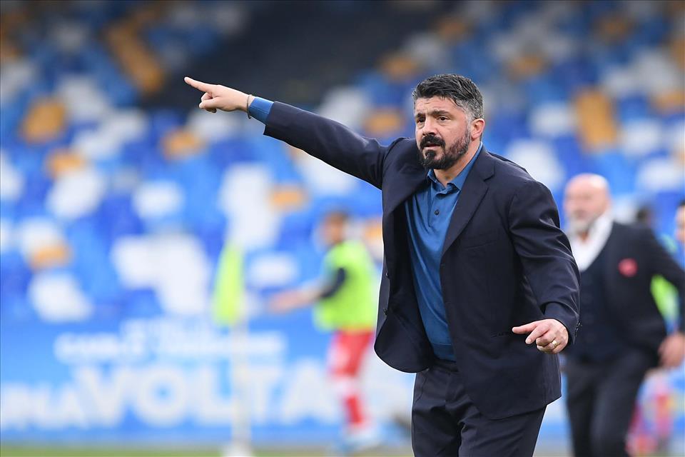 Le confessioni di Gattuso: i giocatori del Napoli sono spaccati e il punto sono le multe