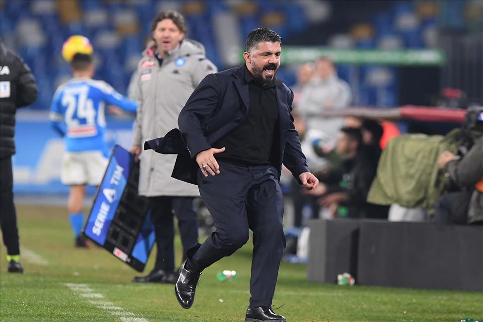 """Zazzaroni: """"Gattuso ha reinventato la partita all'italiana a modo suo"""""""