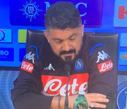 Gattuso: «I portieri? Non sono aziendalista. Mi piacerebbe e