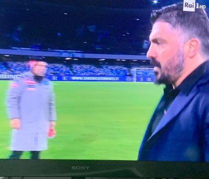 Gattuso: «Senza i tifosi non avremmo vinto. Non possiamo far