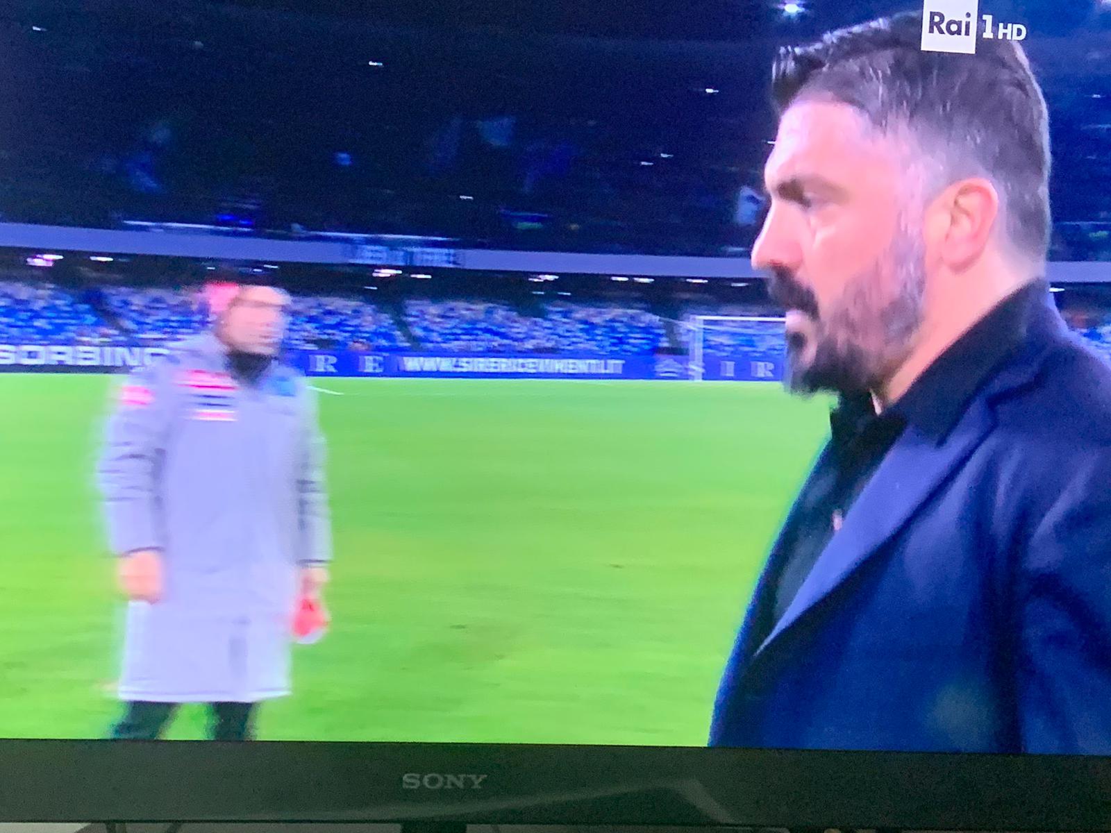 Gattuso: «Senza i tifosi non avremmo vinto. Non possiamo fare i biondi con gli occhi azzurri»