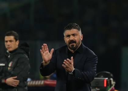 Gattuso su Lozano: «Èun giocatore diverso rispetto all'anno scorso»