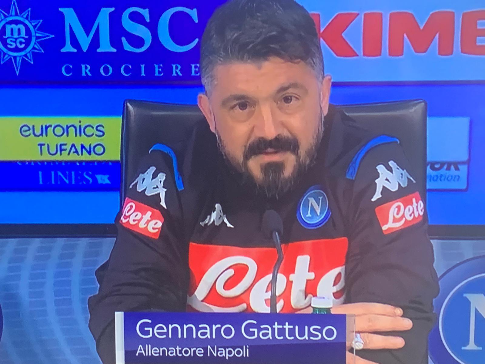 Con Gattuso siamo finalmente amati da Sky. Che fa se il Napoli perde sempre?