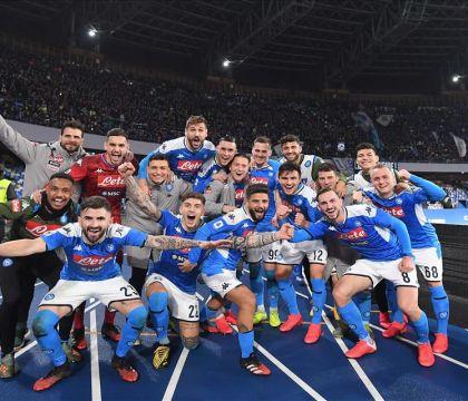 Repubblica: se il campionato fosse annullato, il Napoli torn