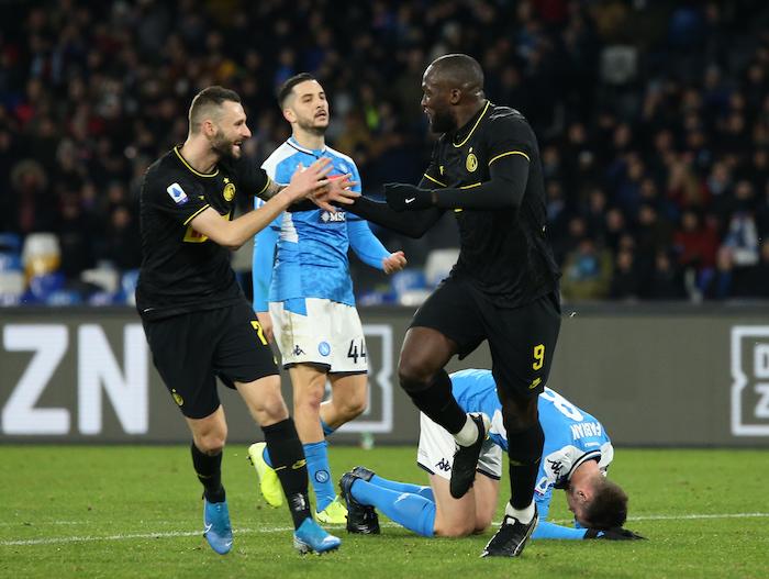 Sky: l'Inter valuta una sanzione disciplinare per Brozovic