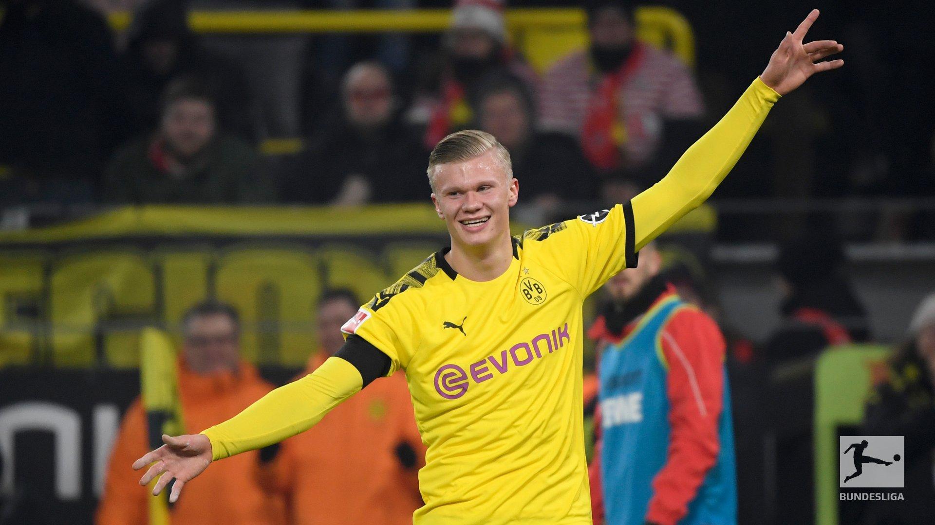 Bild: Raiola ha imposto una clausola rescissoria di 75 milioni al Borussia per Haaland
