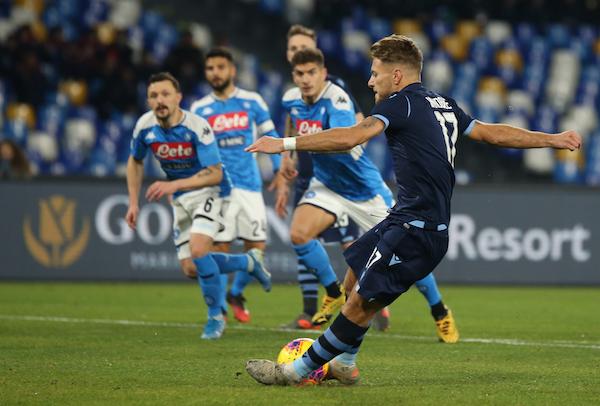 Lazio, Immobile si allena con la squadra. Nuova ispezione della Procura Figc a Formello