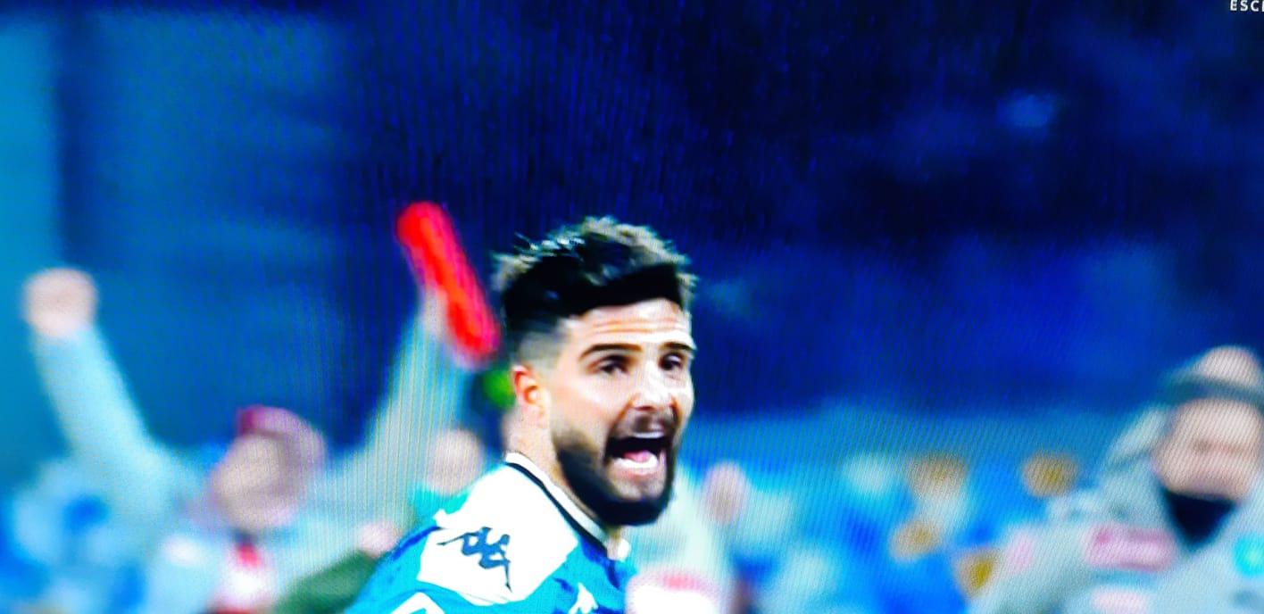 """Insigne: """"Fa piacere aver battuto la Juve. È una vittoria nostra e di tutta Napoli"""""""