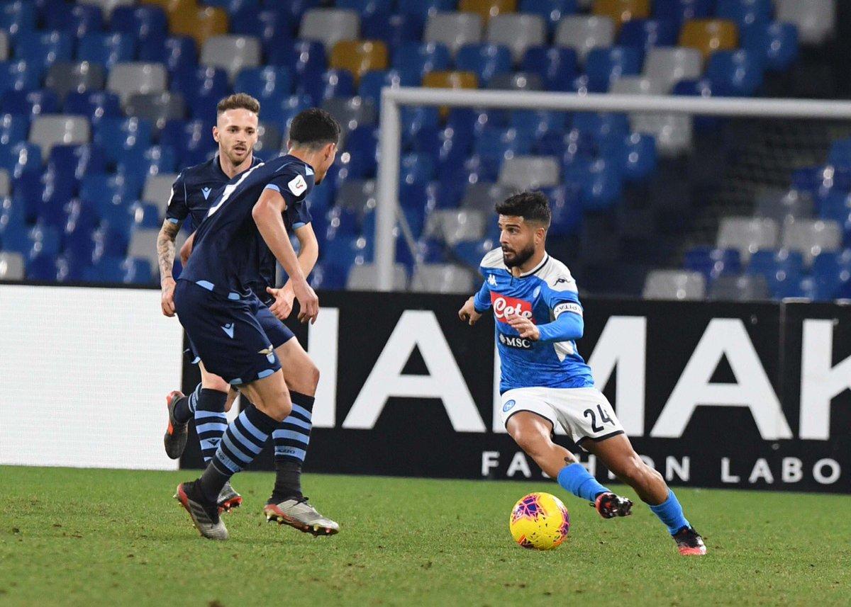 Finalmente il veleno di Gattuso. Il Napoli torna squadra e batte la Lazio 1-0