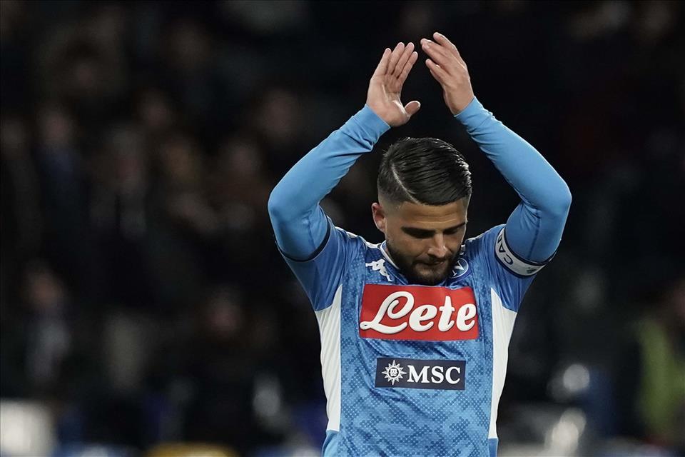 Coppa Italia, Napoli-Perugia 2-0 primo tempo: due rigori di Insigne. Ospina ne para uno