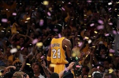 Stasera in palestra proverò a spiegare ai miei bambini chi era Kobe Bryant